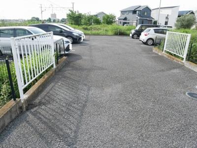 【駐車場】クレストール桜