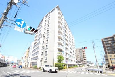 【外観】京急西広島マンション