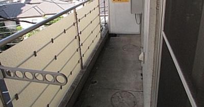 【バルコニー】シエル三茶 デザイナーズ 独立洗面台 駅近