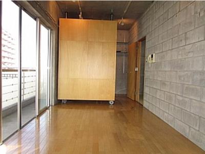 【居間・リビング】シエル三茶 デザイナーズ 独立洗面台 駅近