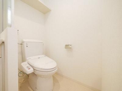 【トイレ】シティコート北1条