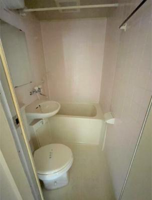 【浴室】シティホームズ鴻巣8