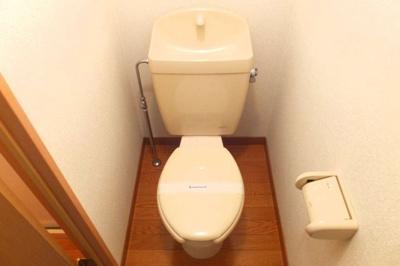 【トイレ】レオパレス中井町2