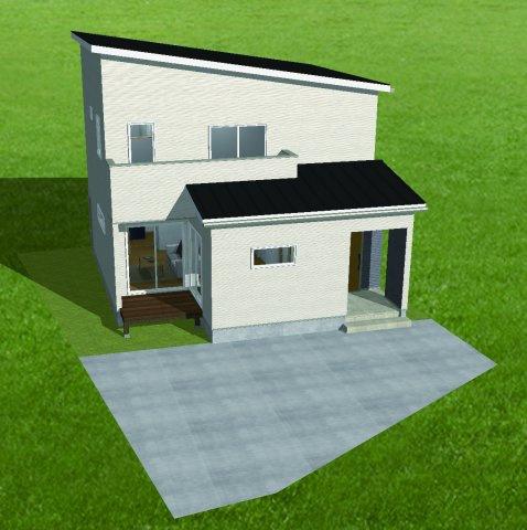 鹿児島市春山町新築の画像