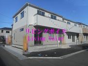 【仲介手数料0円】座間市相模が丘第30 新築一戸建て 全3棟の画像