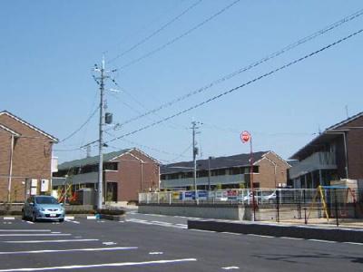 【駐車場】瀬田メディエートプラザ