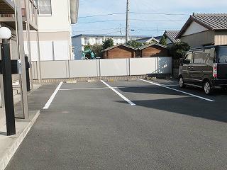 【駐車場】ヴィーヴルⅢ