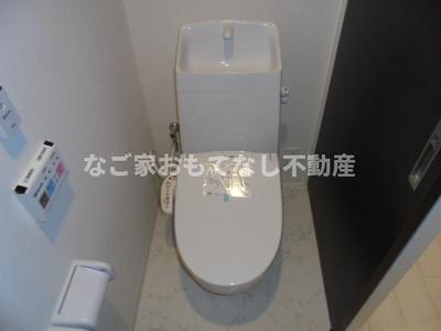【トイレ】ラフィーネ浄心