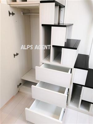 階段下・収納スペース(同一仕様)