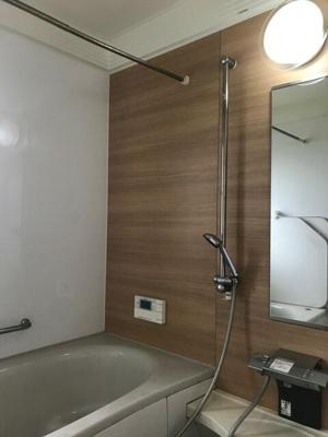 【浴室】八尾市楽音寺2丁目 中古戸建て