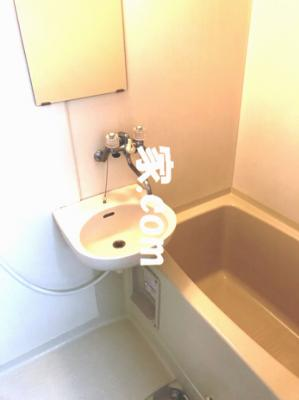 【浴室】グランドハイツ東中野