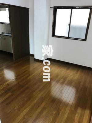 【居間・リビング】グランドハイツ東中野
