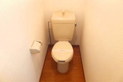 【トイレ】レオパレスサニーヒル