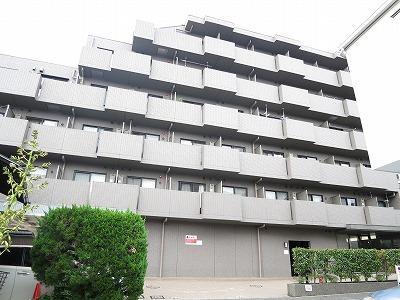 【外観】ルーブル上池台弐番館