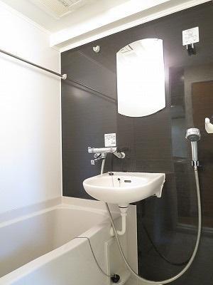【浴室】ルーブル上池台弐番館