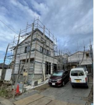 【外観】藤沢市長後 新築戸建