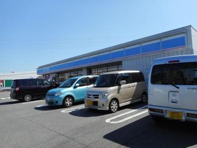 ローソン 岡崎井ノ口新町店まで800m