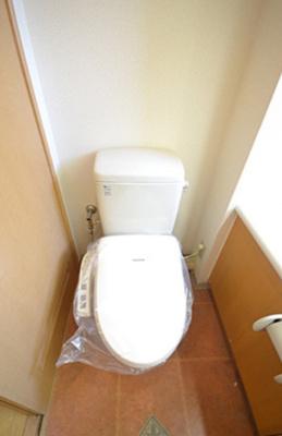 【トイレ】サンモールエイト小石川