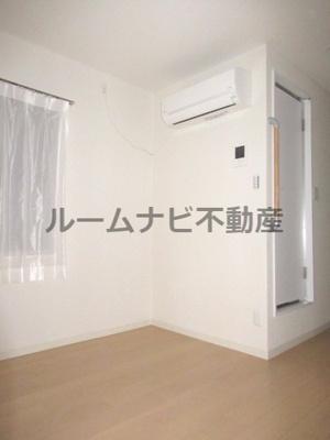 【寝室】蔵前ハイム
