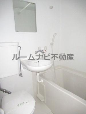 【浴室】蔵前ハイム