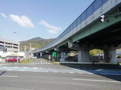 黒崎ICまで850m