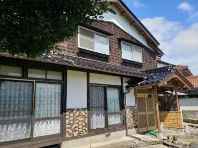 【外観】鳥取市国安中古住宅
