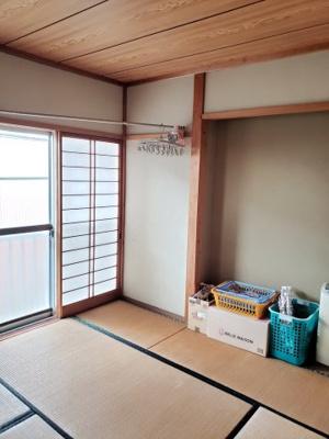 【和室】鳥取市国安中古住宅
