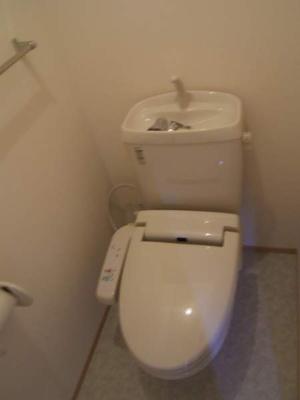 【トイレ】カサレリア