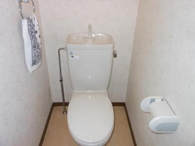 【トイレ】日神パレステージ御徒町Ⅱ