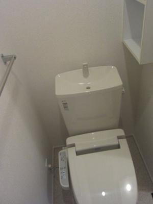 【トイレ】ヒューマン下河原B