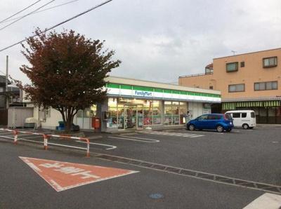 ファミリーマート片山北本店まで1000m