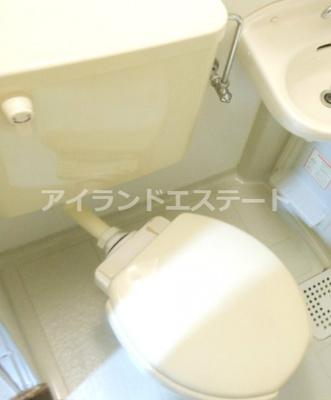 【トイレ】ビオラ三軒茶屋 事務所相談可 駅近 オートロック