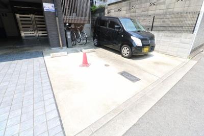 【駐車場】sama-sama