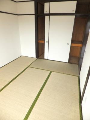 【和室】サンハイツヒトミ