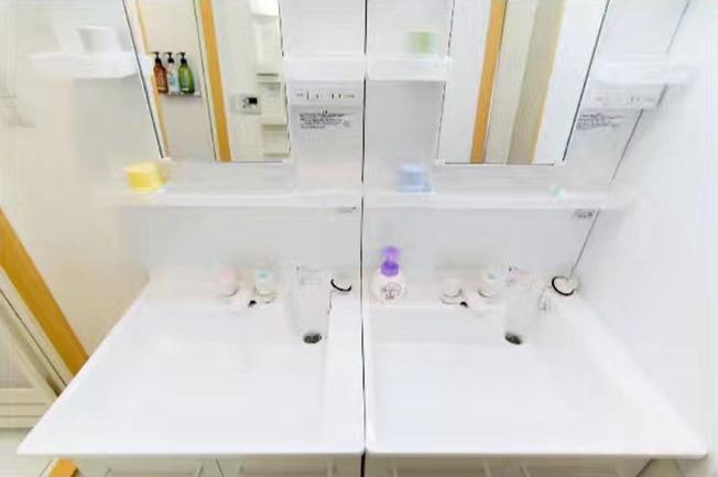 洗面所です