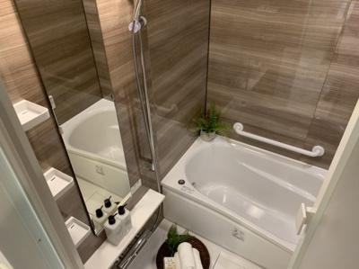 新規追炊付浴室交換、浴室乾燥機