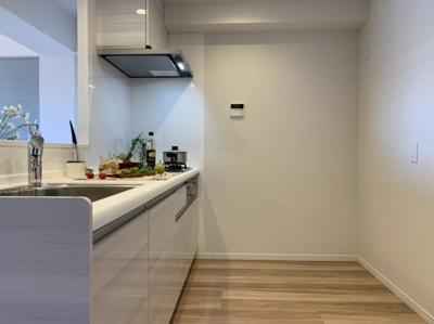 対面式キッチン 新規システムキッチン交換