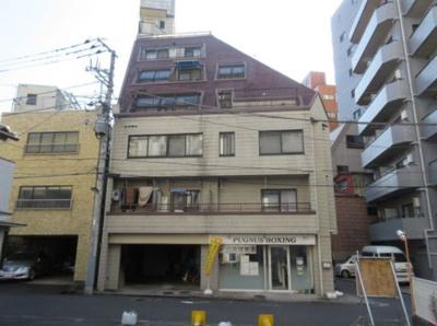 【外観】アパートメントナカジマ