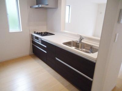 【キッチン】神戸市垂水区西脇2丁目Ⅲ 新築一戸建て 1区画分譲