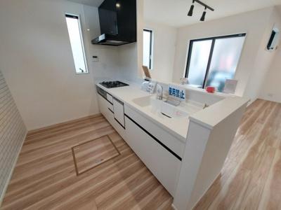 【前面道路含む現地写真】名古屋市緑区鳴海町字細根118【仲介手数料無料】新築一戸建て