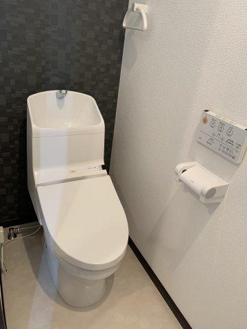 トイレは2か所ございます。