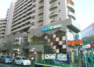 【外観】亀有リリオ弐番館