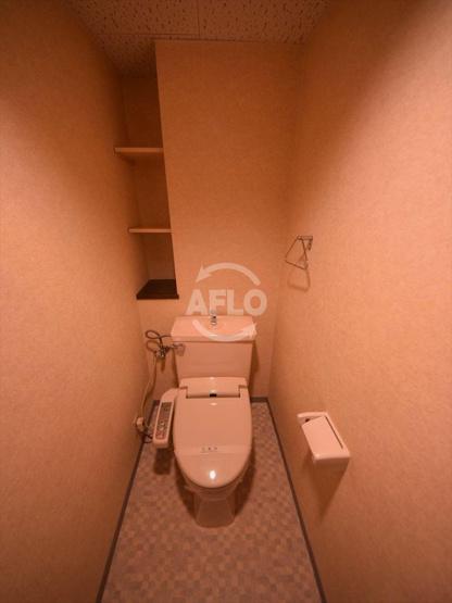 パレーシャル難波 トイレ