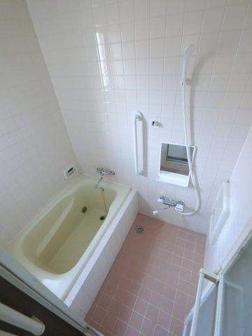【浴室】八街市大木藤田貸家