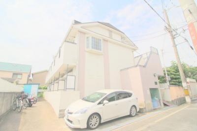 【外観】豊中第3マンション