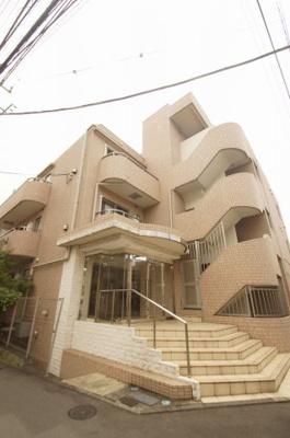 京急本線「平和島」駅より徒歩6分の分譲賃貸マンションです