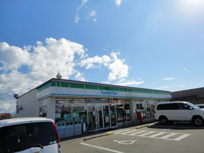 ファミリーマート山越四丁目店(コンビニ)まで683m
