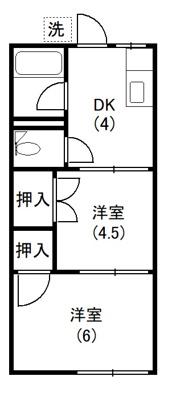 田村ハイツA棟