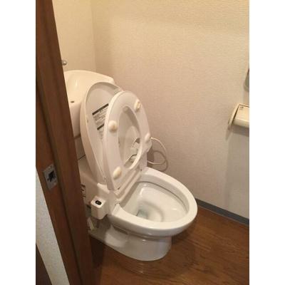 【トイレ】ブロッサムコート