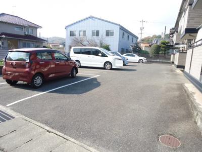 【駐車場】SEJOUR KIKKAWA
